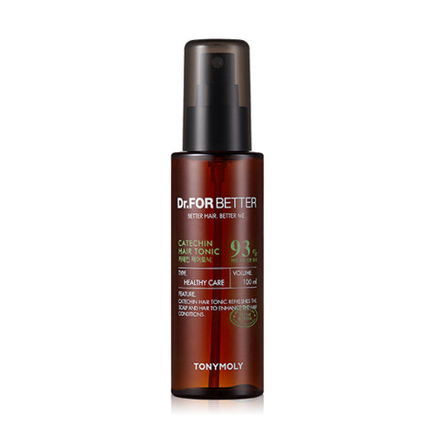 [Tonymoly] Dr.For Better Catechin Hair Tonic 100ml