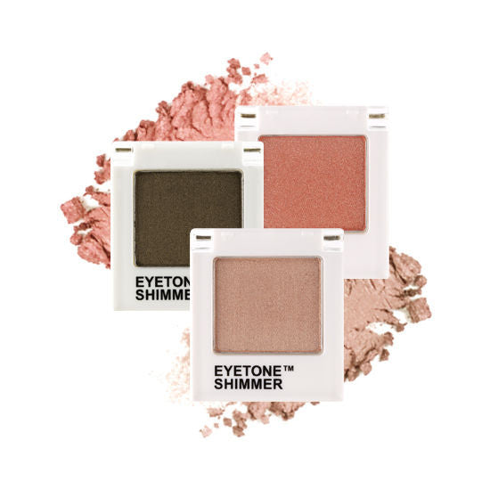 [Tonymoly] EYETONE Single Shadow Shimmer - Cosmetic Love