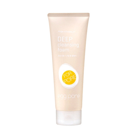 [Tonymoly] Egg Pore Deep Cleansing Foam 150ml - Cosmetic Love