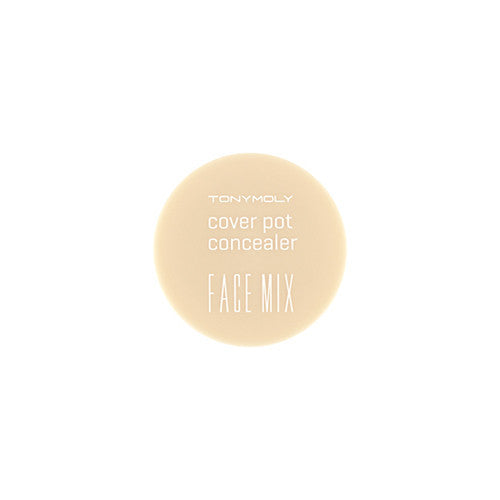 [Tonymoly] Face Mix Cover Pot Concealer 4g - Cosmetic Love