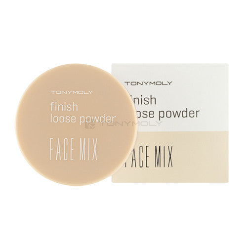 [Tonymoly] Face Mix Finish Loose Powder 10g - Cosmetic Love