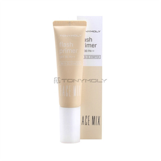 [Tonymoly] Face Mix Flash Primer SPF30 PA++ 30ml - Cosmetic Love
