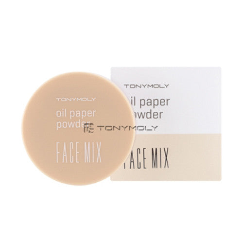 [Tonymoly] Face Mix Oil Paper Powder 9g - Cosmetic Love