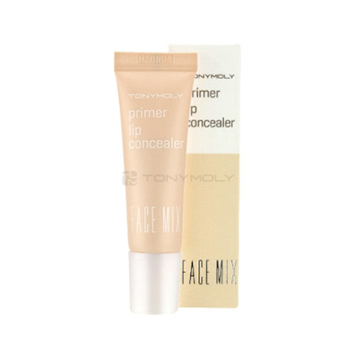 [Tonymoly] Face Mix Primer Lip Concealer 9g - Cosmetic Love