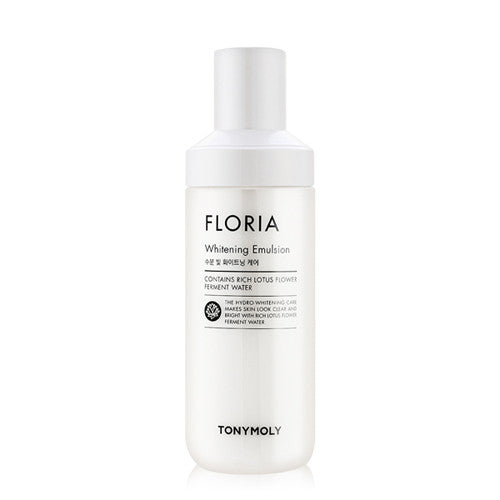 [Tonymoly] Floia Whitening Emulsion 160ml - Cosmetic Love