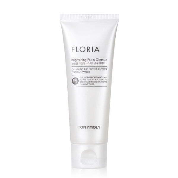 [Tonymoly] Floria Brightening Foam Cleanser 150ml - Cosmetic Love