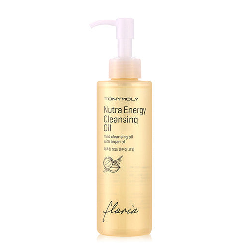 [Tonymoly] Floria Nutra Cleansing Oil 190ml - Cosmetic Love