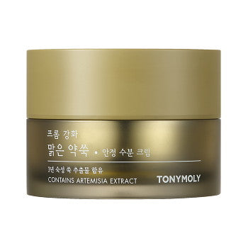 [Tonymoly] From Ganghwa Clear Wormwood Calming Soothing Cream 50ml