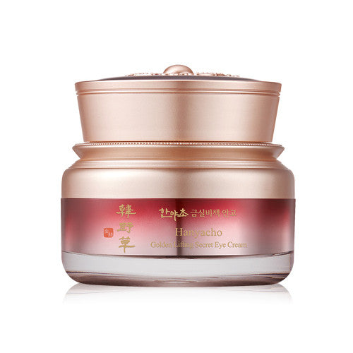 [Tonymoly] Hanyacho Golden Lifting Secret Eye Cream 30ml - Cosmetic Love