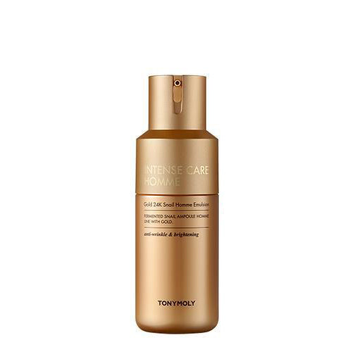 [Tonymoly] Intense Care Gold 24K Snail Homme Emulsion 150ml