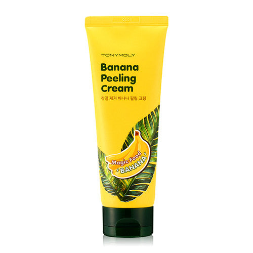 [Tonymoly] Magic Food Banana Peeling Cream 150ml - Cosmetic Love