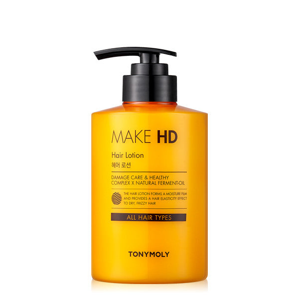 [Tonymoly] Make HD Hair Lotion 430ml - Cosmetic Love