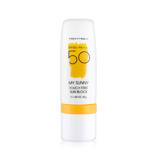 [Tonymoly] My Sunny Touch Free Sun Block SPF50 PA+++ 40g - Cosmetic Love