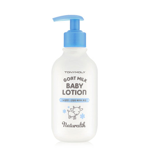 [Tonymoly] Naturalth Goat Milk Baby Lotion 300ml - Cosmetic Love