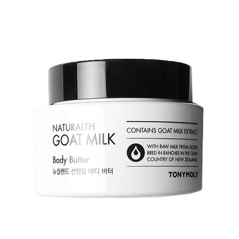 [Tonymoly] Naturalth Goat Milk Body Butter 200ml