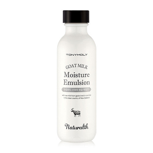 [Tonymoly] Naturalth Goat Milk Moisutre Emulsion 150ml - Cosmetic Love