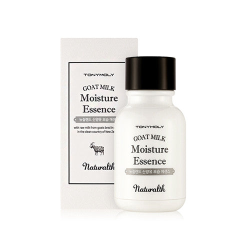 [Tonymoly] Naturalth Goat Milk Moisutre Essence 50ml - Cosmetic Love