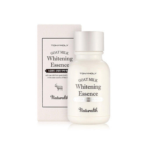 [Tonymoly] Naturalth Goat Milk Whitening Essence 50ml - Cosmetic Love