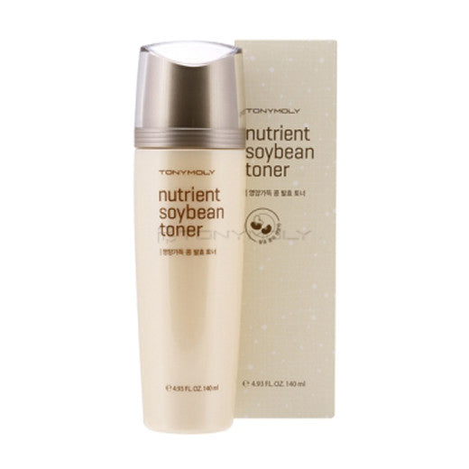 [Tonymoly] Nutrient Soybean Toner 140ml - Cosmetic Love