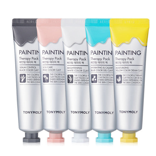 [Tonymoly] Painting Therapy Pack 30g - Cosmetic Love