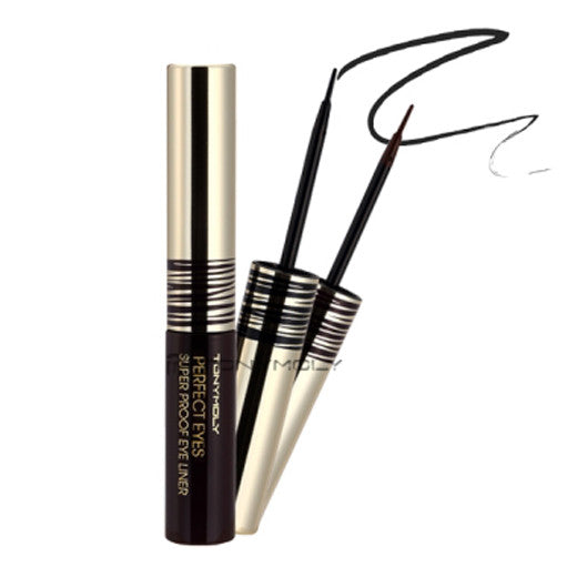 [Tonymoly] Perfect Eyes Superproof Eye Liner 6ml - Cosmetic Love