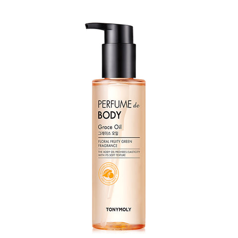 [Tonymoly] Perfumed Body Grace Oil 150ml