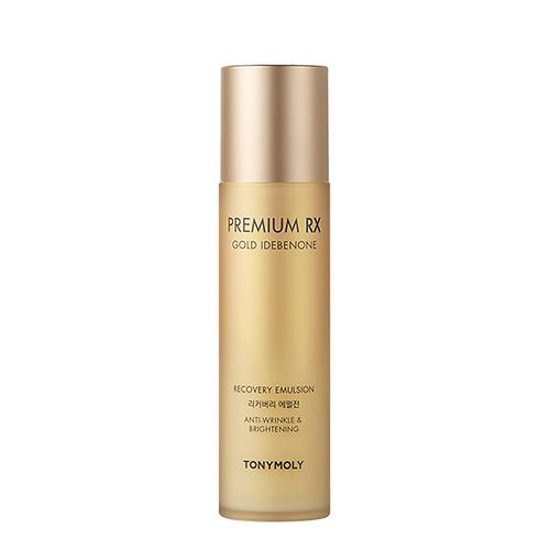 [Tonymoly] Premium RX Gold Idebenone Recovery Emulsion 130ml