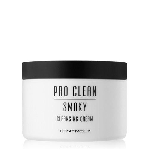 [Tonymoly] Pro Clean Smoky Cleansing Cream 180ml - Cosmetic Love