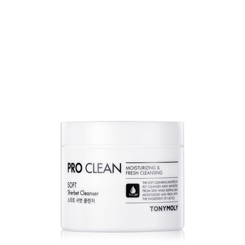 [Tonymoly] Pro Clean Soft Shebet Cleanser 90g - Cosmetic Love