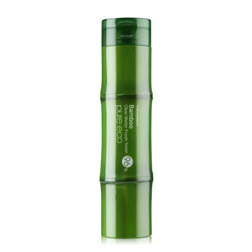 [Tonymoly] Pure Eco Bamboo Clear Water Gresh Toner 300ml - Cosmetic Love