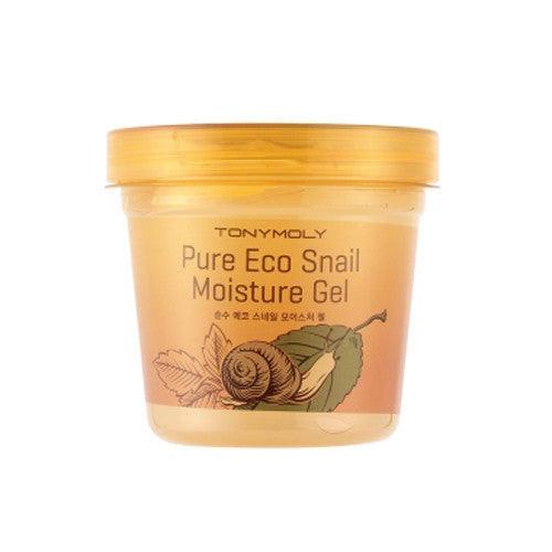 [Tonymoly] Pure Eco Snail Moisture Gel 300ml - Cosmetic Love