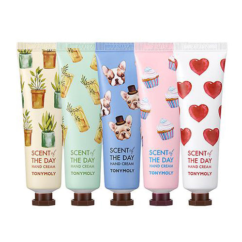 [Tonymoly] Scent The Day Hand Cream 30ml