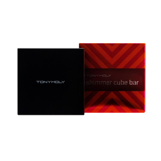 [Tonymoly] Shimmer Cube Bar 10g - Cosmetic Love