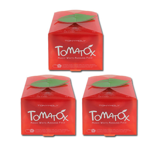 [Tonymoly] TOMATOX Magic Massage Pack x 3PCS - Cosmetic Love