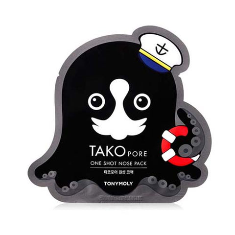 [Tonymoly] Tako Pore One Shot Nose Pack 1.5g