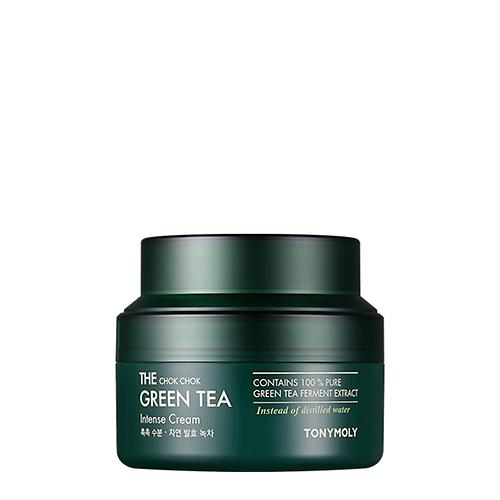 [Tonymoly] The Chok Chok Green Tea Intense Cream 60ml