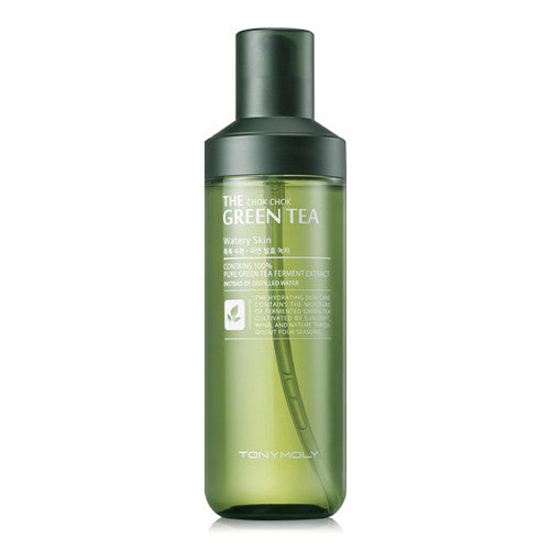[Tonymoly] The Chok Chok Green Tea Watery Skin - Cosmetic Love