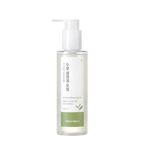[Tonymoly] The Green Tea True Biome Watery Cleansing Oil 190ml