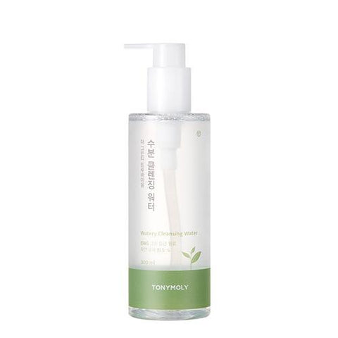 [Tonymoly] The Green Tea True Biome Watery Cleansing Water 300ml