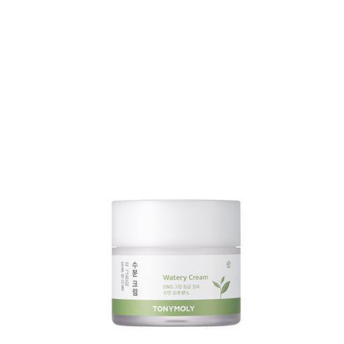 [Tonymoly] The Green Tea True Biome Watery Cream 80ml