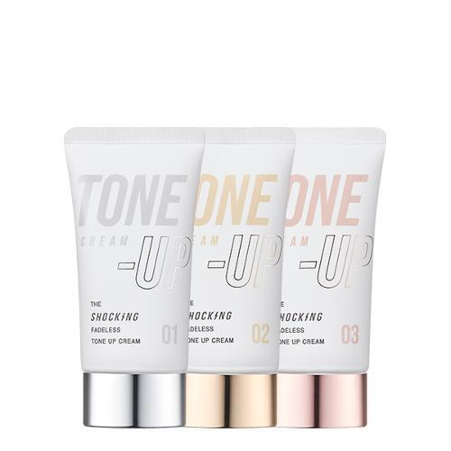 [Tonymoly] The Shocking Fadeless Tone Up Cream 50ml