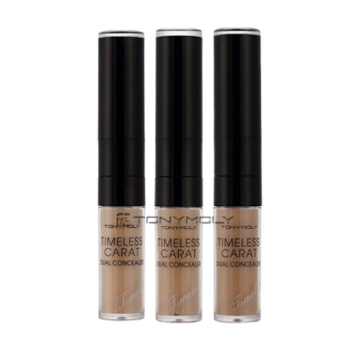 [Tonymoly] Timeless Carat Dual Concealer 4g+3.8g - Cosmetic Love