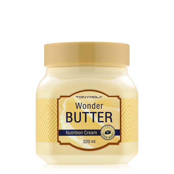 [Tonymoly] Wonder Butter Nutrition Cream 320ml - Cosmetic Love