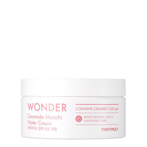 [Tonymoly] Wonder Ceramide Mocchi Water Cream 300ml