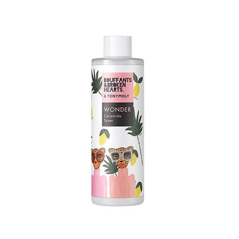 [Tonymoly] (Bouffants Collection) Wonder Ceramide Toner 500ml