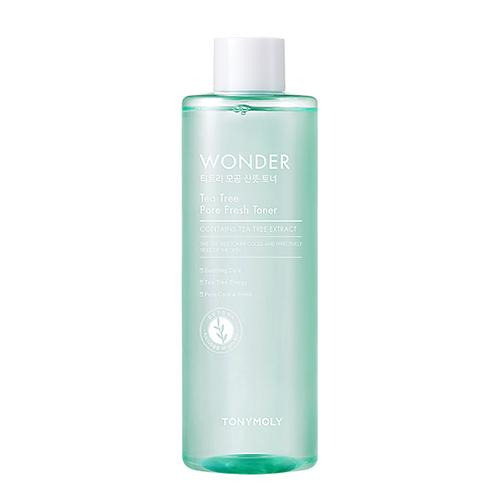 [Tonymoly] Wonder Tea Tree Pore Fresh Toner 500ml