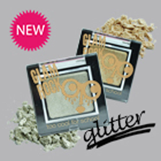 [TooCoolForSchool] Glam Rock Urban Shadow Glitter 2.6g - Cosmetic Love