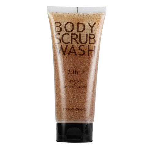 [Tosowoong] Perfume Almond Body Scrub Wash 160g