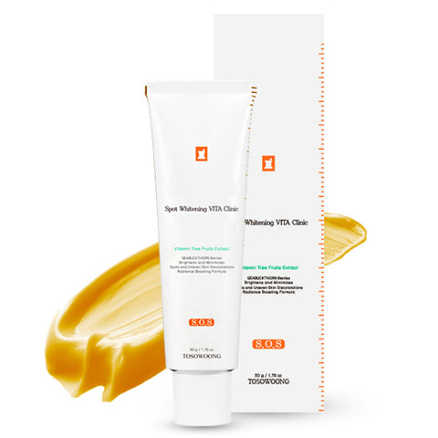 [Tosowoong] Vita Clinic Vitamin Cream 50g
