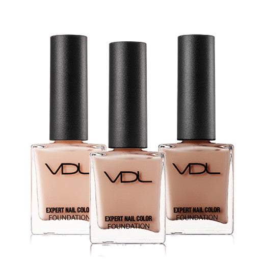 [VDL] Expert Nail Color (Foundation) 9.8ml - Cosmetic Love